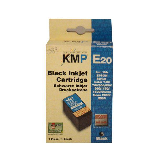 KPM E20 for Epson Black