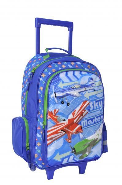 Σακίδιο Τρόλεϋ Παιδικό Planes PASO