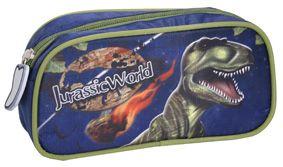 Κασετίνα Οβάλ PASO  Jurassic World