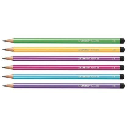 Μολύβι Pencil 68 STABILO 4918 HB
