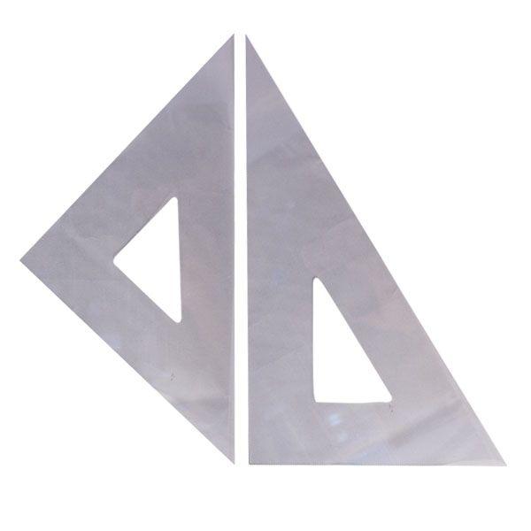 Σετ Τρίγωνα Χωρίς Πατούρα NEED No12