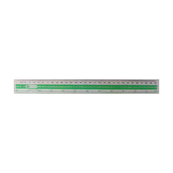 Χάρακας Πλαστικός 30cm