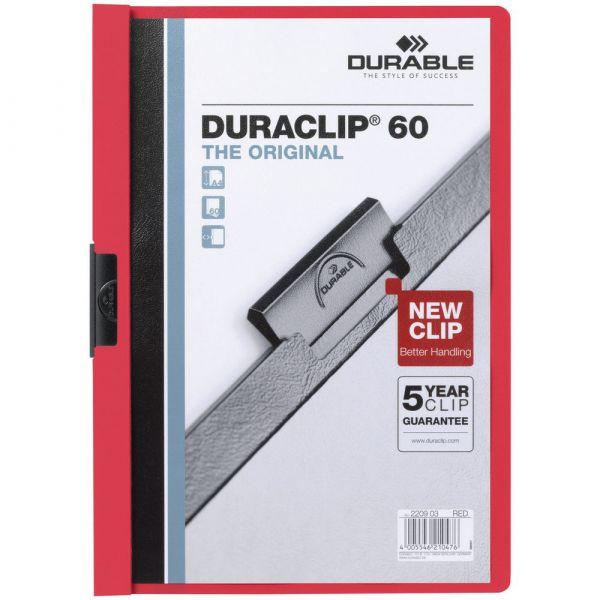 Ντοσιέ A4 με κλιπ DURABLE 2200