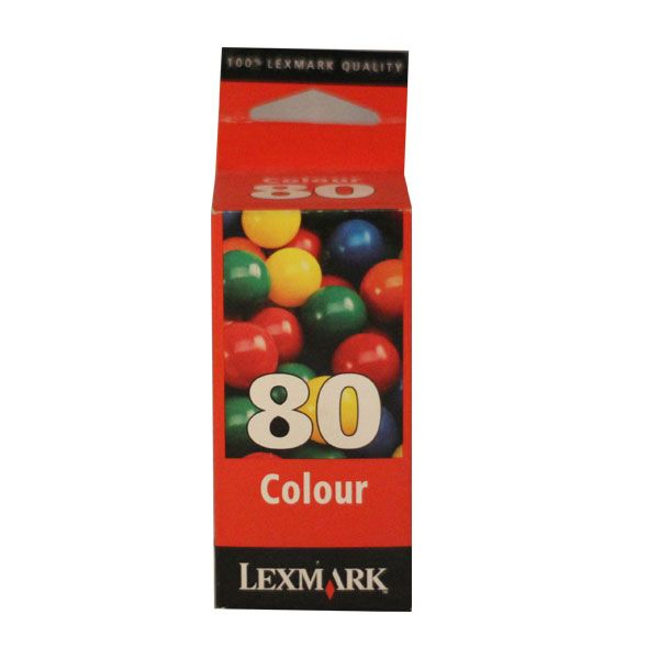Toner Lexmark 80 Colour