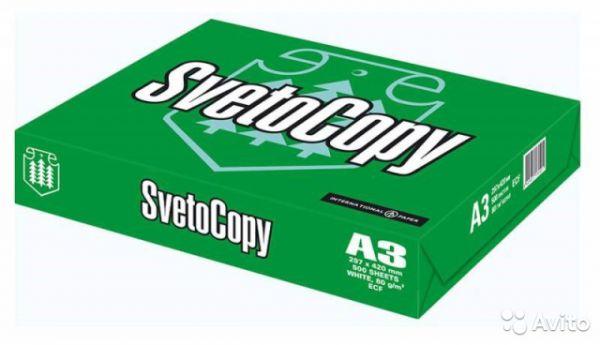 Χαρτί Φωτοτυπικό Α3 80γρ SVETACOPY