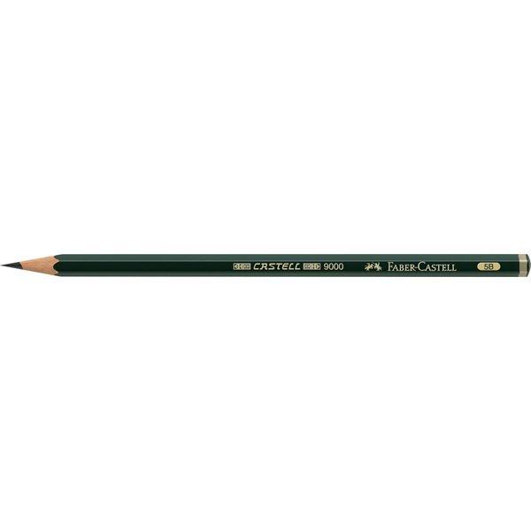 Μολύβι Σχεδίου Faber-Castell 9000 5B
