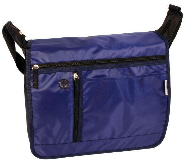 Τσάντα Ταχυδρόμου PASO Μπλε