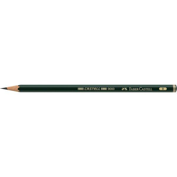 Μολύβι Σχεδίου Faber-Castell 9000 B
