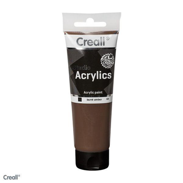 Ακρυλικό Χρώμα Creall 120ml