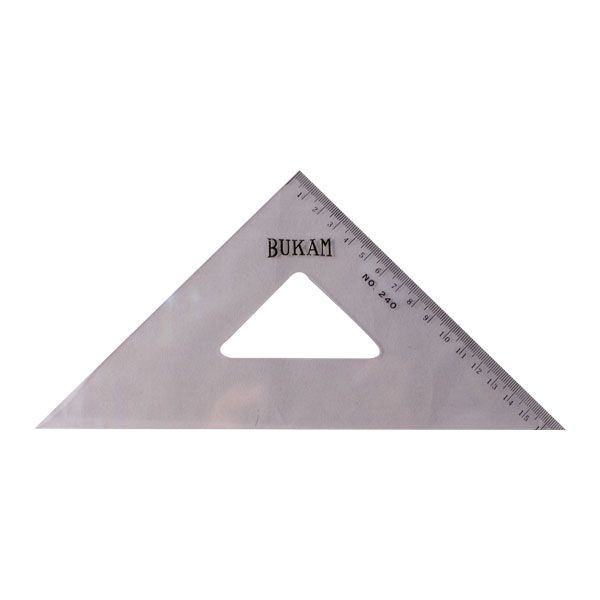 Σετ Τρίγωνα BUKAM