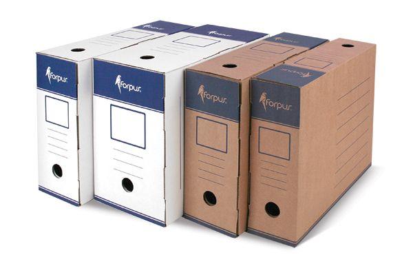 Ντοσιέ Κουτί Α4 Χάρτινο 10mm FORPUS