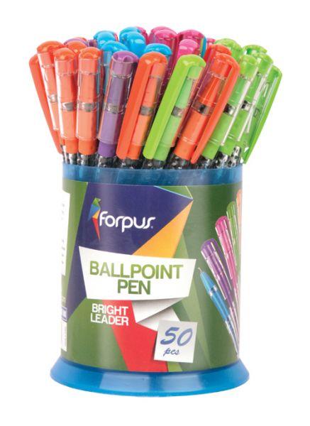 Στυλό B/P 0.38mm Μπλε FORPUS (Τεμάχιο)