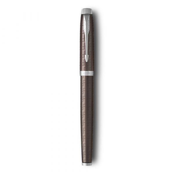 Στυλό Roller Ball Parker Premium Brown CT