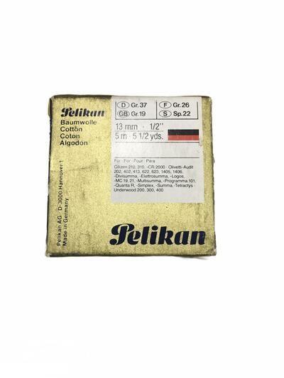 Μελανοταινία Γραφομηχανής Pelican 13mm(1/2'')