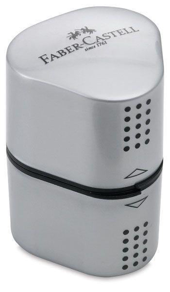 Ξύστρα Grip Faber-Castell Τριπλή