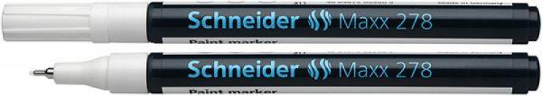 Μαρκαδόρος Σμάλτου Maxx 278 Schneider