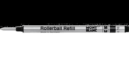 Ανταλλακτικό Rollerball Mont Blanc Μαύρο Fine