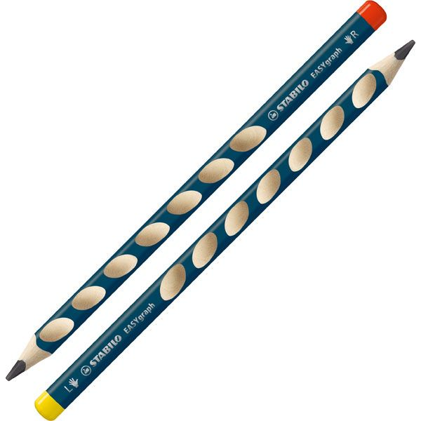 Μολύβι για Δεξιόχειρες EASYgraph STABILO HB