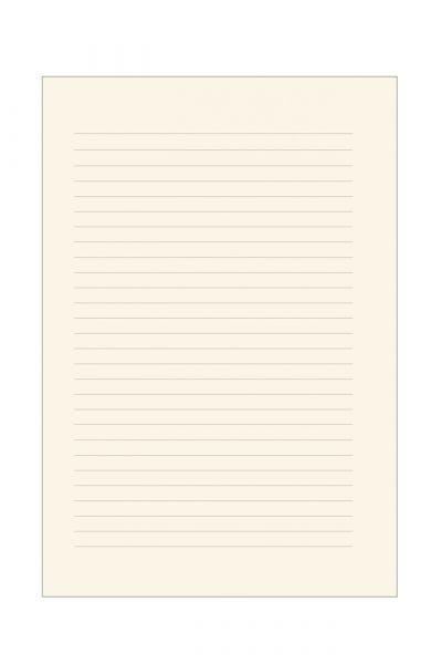 Σημειωματάριο Ριγέ Δερματίνη 10x14