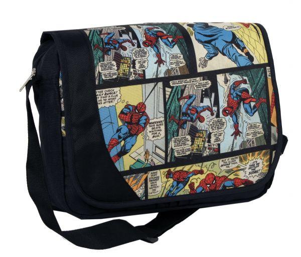 Τσάντα Ταχυδρόμου PASO Spiderman