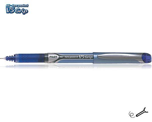 Στυλό Hi-Techpoint V-5 Grip 0.5 Pilot