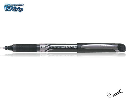 Στυλό Hi-Techpoint V-7 Grip 0.7 Pilot